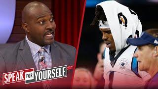 Cam Newton injury should make NFL consider eliminating preseason — Wiley | NFL | SPEAK FOR YOURSELF