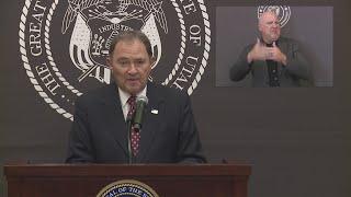 Utah's coronavirus briefing with Governor Gary Herbert