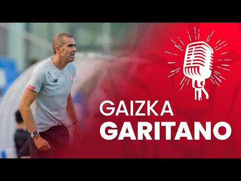 🎙️ Gaizka Garitano – post Sevilla FC – Athletic Club