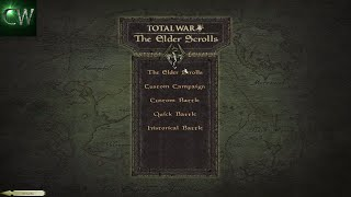 HOW TO INSTALL THE ELDERS SCROLLS TOTAL WAR 1.4 WITH PATCH (MOD FOR MEDIEVAL II)