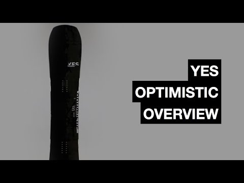 YES Optimistic 2017-2018 Snowboard Review | The Snowboard Asylum