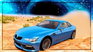 BeamNG Drive : BLACK HOLE CHALLENGE