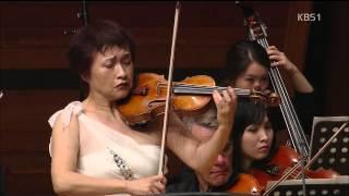 Kyung-wha Chung - Mozart : Sinfonia concertante in E-flat major, K. 320d (K.364)
