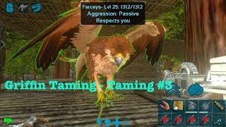 max level griffin taming ark mobile - TH-Clip