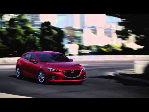 Mazda  3  Hatch Хетчбек класса C - рекламное видео 1