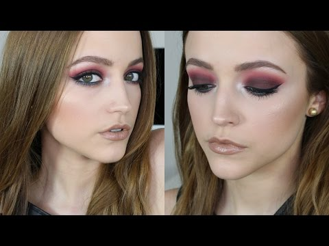 Red & Teal | Makeup Tutorial