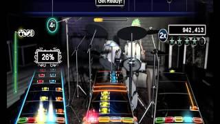 Rock Band 4 - Halls Of Valhallah Full Band 5 Stars Expert