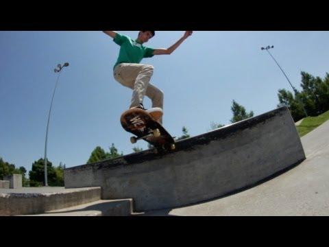 Bowling Green Skatepark! Feat. ERIC KINSLOW!
