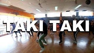 TAKI TAKI -  Dj Snake ft. Selena Gomez, Ozuna & Cardi B / COREOGRAFÍA - Kristian Chipana
