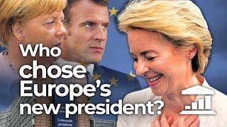 The Problem with the President (EU Edition) - VisualPolitik EN