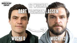 Bart wachsen lassen: In 12 Wochen zum gepflegten Vollbart! · Brooklyn Soap Company