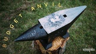 I got a new Blacksmith Anvil!  -Daily Vlog-