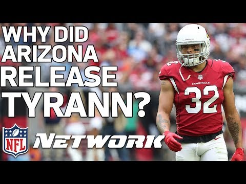 Why Did the Cardinals Release Tyrann Mathieu & Where Could He End Up?   NFL