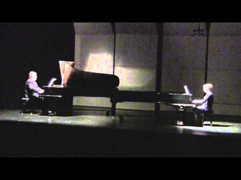 "Kimberly playing ""Rhapsody in Blue"" by George Gershwin"