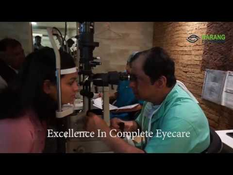Dr. S K Narang, Chief Eye Surgeon Cataract, Lasik Retina, Explaining about Lasik Surgery