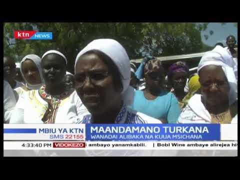Wanawake wa Lodwar wafanya maandamano dhidi ya ubakwa kwa msichana