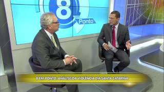 Entrevista sobre a segurança pública com o advogado criminalista, Francisco Ferreira