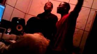 kc..presh ft jaywon(the making of da song)
