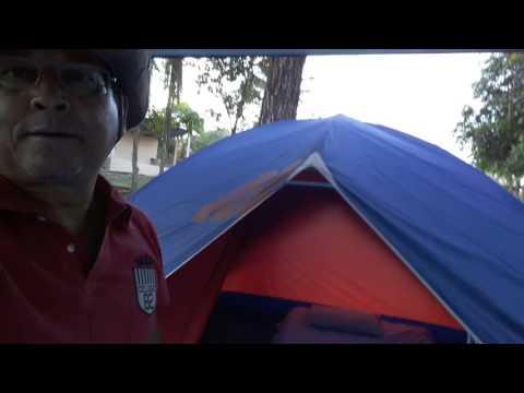 Acampar em Aurilandia Go
