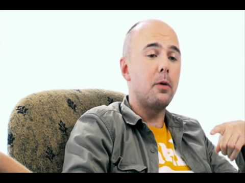 Karl Pilkington on why he hates going to parties