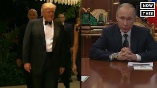 Golden Showers: Bombshell Report Shows Trump/Russia Ties