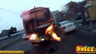 #4 Страшные дтп грузовиков ¦¦ аварии большегрузов  2017 ¦¦ Best truck crashes ¦¦ truck accident 2017