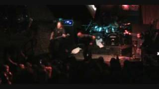 "Divine Heresy ""The Battle of J. Casey"" live November 12th, 2009 at Voodoo Lounge (sj)"
