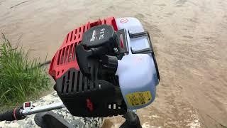 Лодочный мотор TOYAMA TA 2.0 от компании Интернет-магазин «Vlodke» - видео