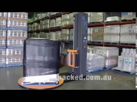 IM 320 Pallet Wrapping Machine