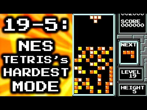 How NES Tetris's Hardest Mode Was Conquered After 29 Years