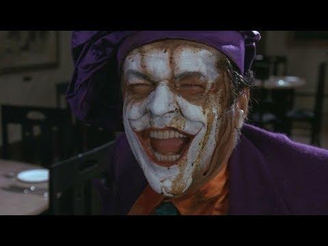 Batman: White Knight Has Connection To Jack Nicholson's Joker