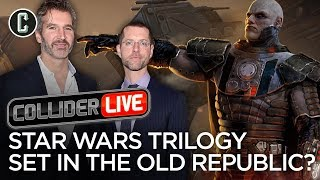 Was Harloff Right? Old Republic Movies Happening by Benioff and Weiss? - Collider Live #96
