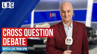 Cross Question with Iain Dale: 18 December 2019