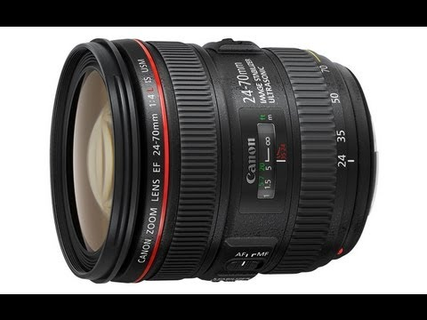 New Canon 24-70mm F4 IS announced (vs f2.8 vII)