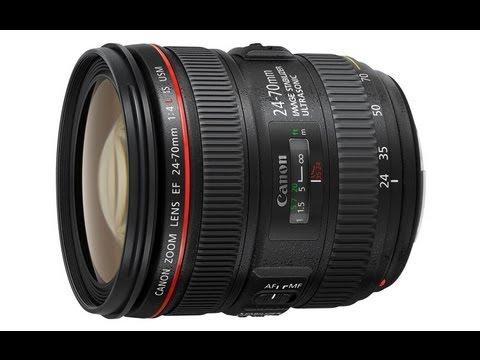 New Canon 24-70mm F4 IS announced (vs f2.8 vII)