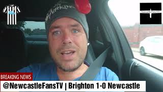 Brighton 1-0 Newcastle United | Quick thoughts