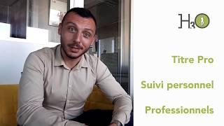 Rencontre avec Erwan Charnacé, diplômé du Titre Professionnel Négociateur Technico-commercial