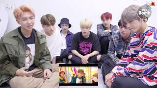 [BANGTAN BOMB] BTS 'DNA' MV REAL Reaction @6:00PM (170918)   BTS (방탄소년단)