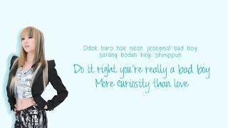 Girls' Generation SNSD (소녀시대) Run Devil Run Color Coded Lyrics (Eng & Kor Rom)