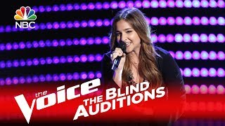Alisan Porter - Blue Bayou (The Voice Blind Audition 2016)