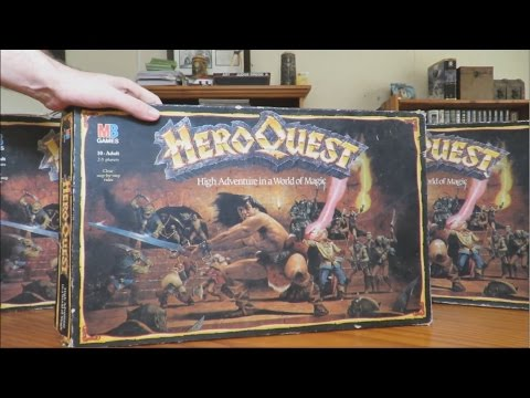 Heroquest is the Best Game Ever Made!