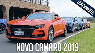 Novo Camaro 2019 - Lançamento