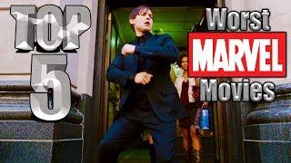 Top 5 Worst Marvel Movies