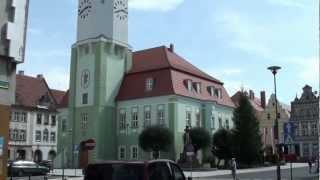 preview picture of video 'Poland - Gryfów Śląski'