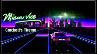Miami Vice   Crockett's Theme (50 Minutes)