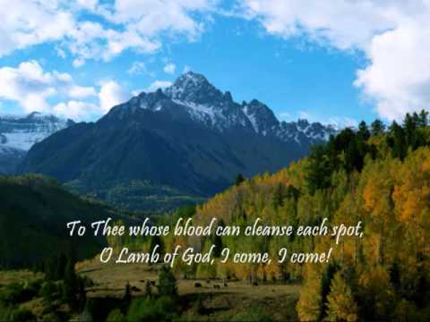 Just As I am - Oh Lamb of God I Come