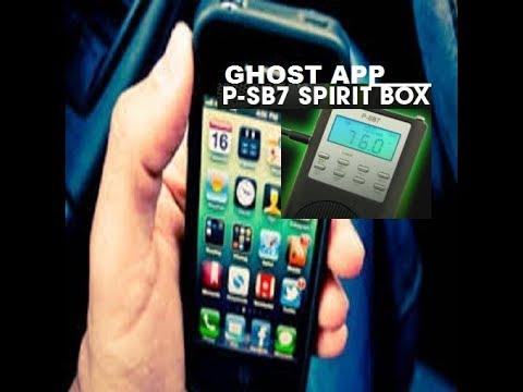 Wooden Box Ghost Box App Review - 4 5 stars! - смотреть