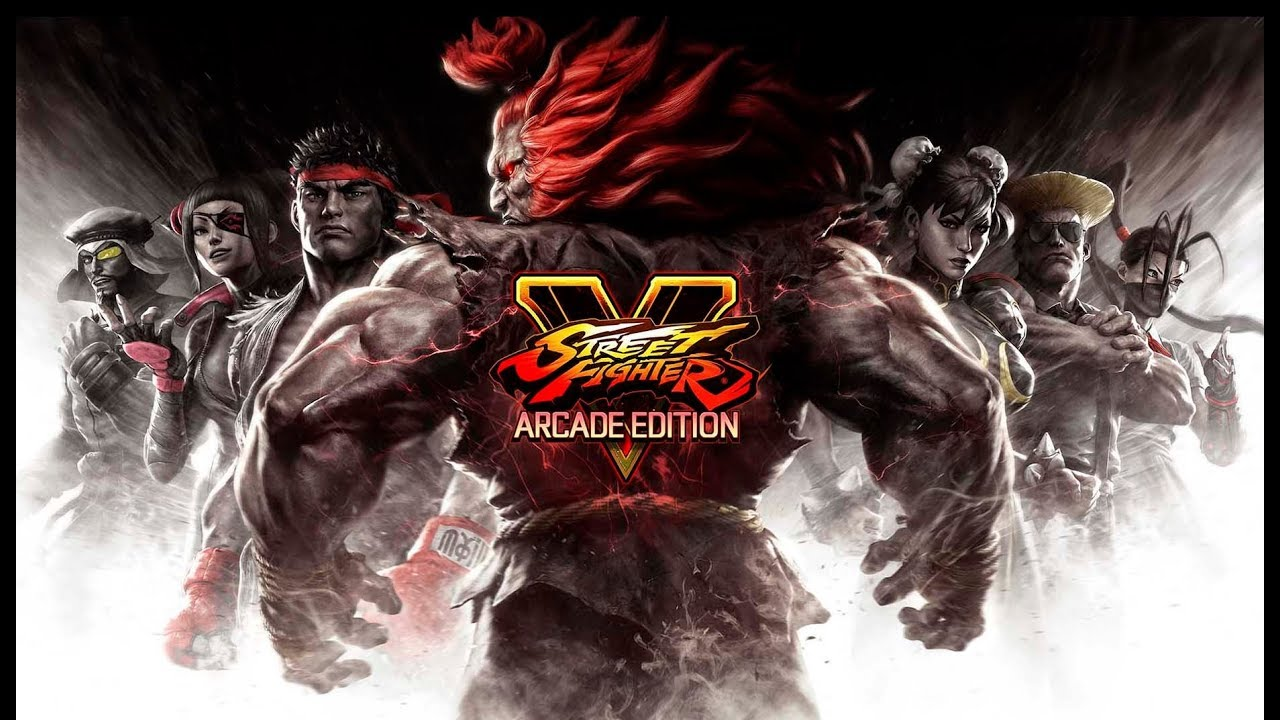 Street Fighter V Arcade Edition Deluxe [Steam] video