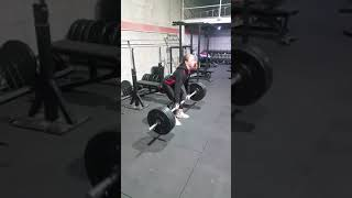 Darcy Deadlifting Well