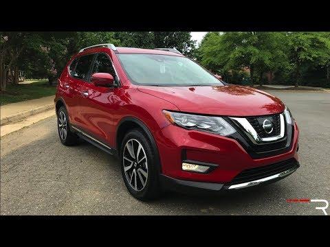 2017 Nissan Rogue SL – Redline: Review